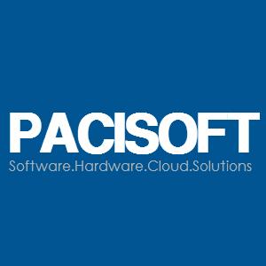 PACISOFT LogoWhite