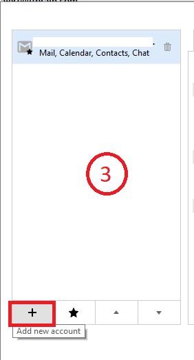 Đồng bộ eM Client với Apple Server