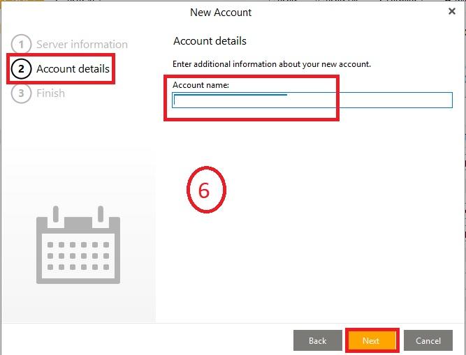 Hướng dẫn cài đặt lịch cho eM Client
