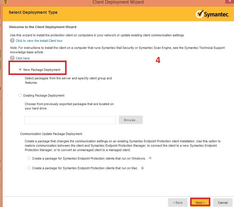 Cách gỡ phần mềm bảo mật hiện tại bằng Symantec