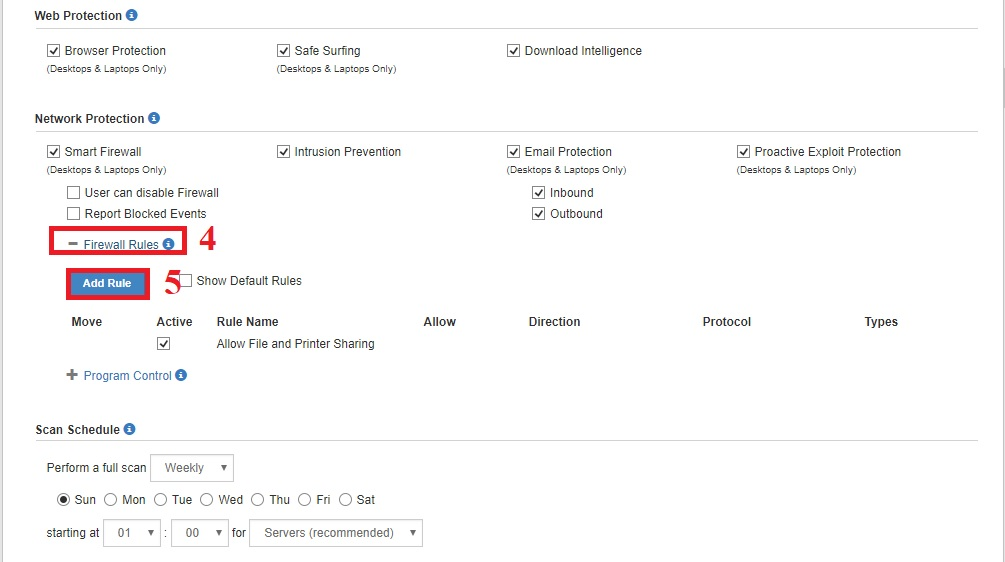 Không thể truy cập tệp khi cài đặt Symantec Endpoint Protection Small Business Edition